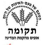 לוגו  תקומה - אופים מהקמת המדינה
