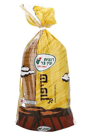 לחם שיפון קל